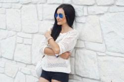 wakacyjna stylizacja blog