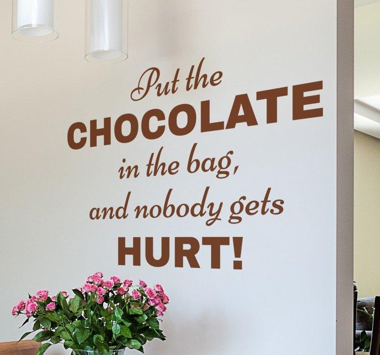chocolate-in-the-bag-naklejka-scienna-9127