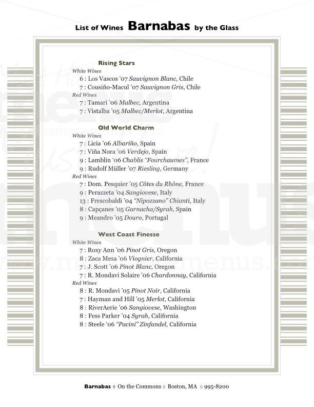 Unique Restaurant Wine List Template Inspiration - Resume Ideas - menu list sample