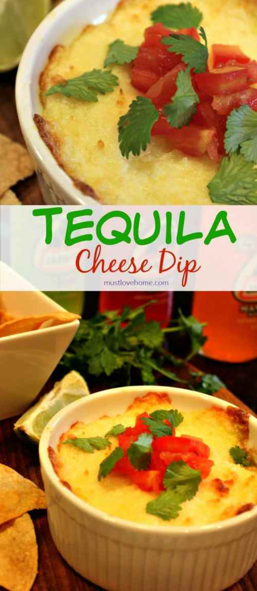 Tequila-Infused Queso Fundido Recipes — Dishmaps