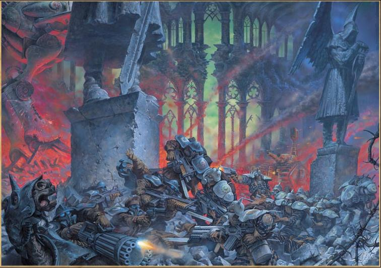 Blood Falling Wallpaper Paul Bonner