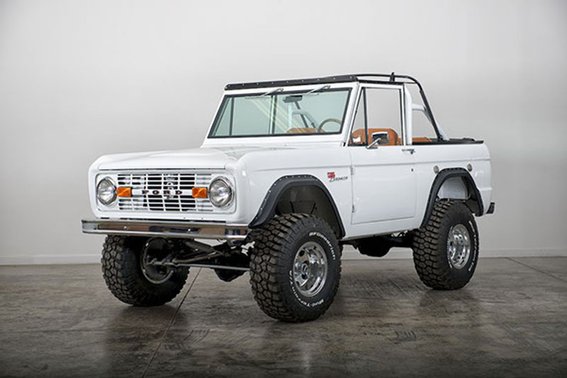 Classic Ford Bronco 07 Muted