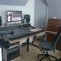 Room Within A Room - Home Recording Studio | Mute ...