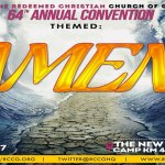 RCCG 64th Annual Convention 2016