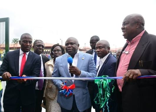 Helipad for medical emergency by Giov Ambode (1)