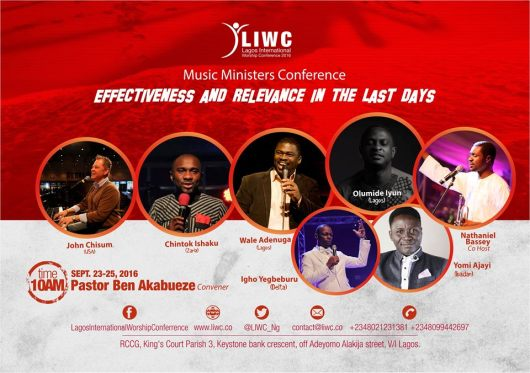 Lagos International Worship Conference 2016
