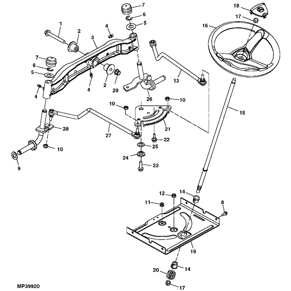 john deere 145 automatic wiring diagram