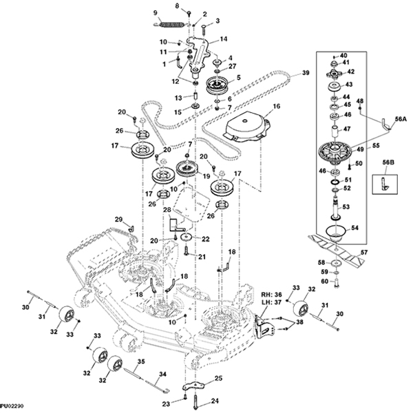 John Deere G100 Wiring Diagram Wiring Diagram