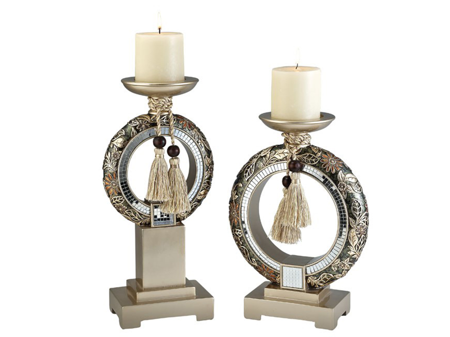 Farrah Candle Holder Set Shop For Affordable Home
