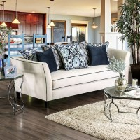 Chantal Off-White Sofa - Shop for Affordable Home ...