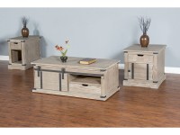 Barn Door Coffee Table - Shop for Affordable Home ...