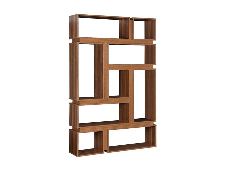 Light Walnut Bookcase Shop For Affordable Home Furniture