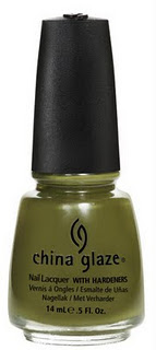 China Glaze Metro - Westside Warrior