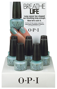 OPI Breathe Life display