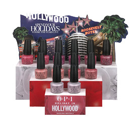 OPI Holiday in Hollywood 2007