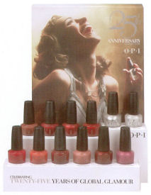 OPI The 25th Anniversary