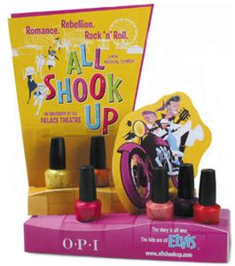 OPI All Shook Up