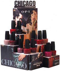OPI Chicago collection