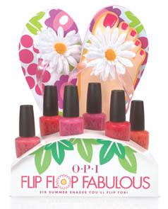 OPI Flip Flop 2006