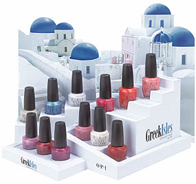 OPI Greek Isles