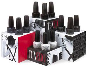 OPI Tuxedo collection