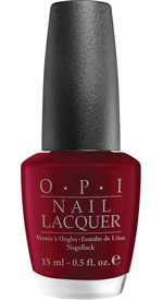 OPI Bastille My Heart nail polish