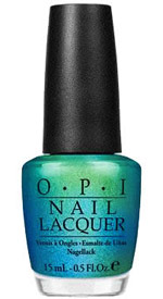 OPI Catch Me In Your Net nail polish NL D33