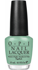 OPI Mermaid's Tears nail polish nl p18