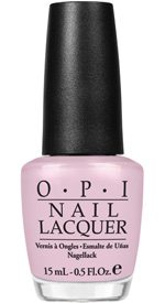 OPI Steady as She Rose nail polish