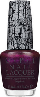 OPI Super Bass Shatter by Nicki Minaj