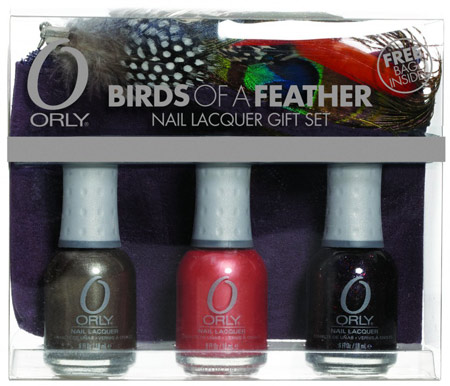 Birds of a Feather gift set 1