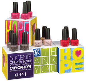 OPI City of Hope