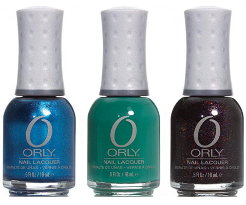 Birds of a Feather nail polish collection