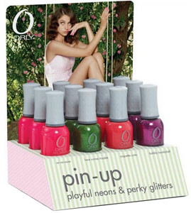 Orly Pin Up