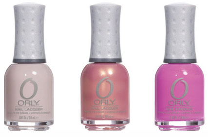 Orly Precious nail polish