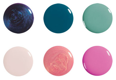 palette of Orly's Precious