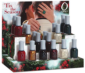 Orly Tis the Season Holiday 2010
