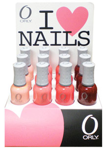 Orly Valentine's Day 2012 polish