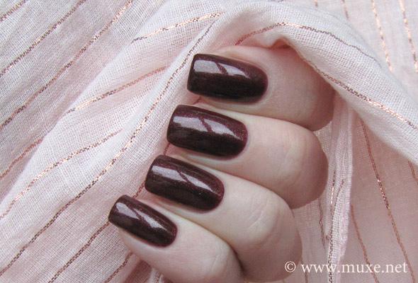 Chocolate Nut Sally Hansen Hard As Nails Xtreme Wear swatch