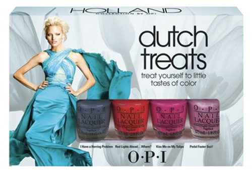 OPI Holland Dutch Treats
