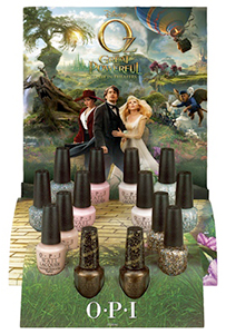 OPI Oz The Great and Powerful Spring 2013