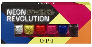 OPI Neon Revolution 2013