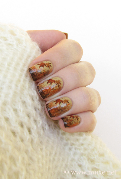 Rusty nails design