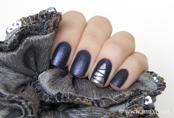 Christmas holidays nails designs