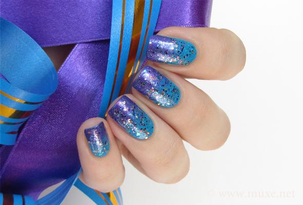 Shimmer Jenny nail polish