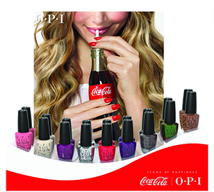 Coca-Cola by OPI 2014