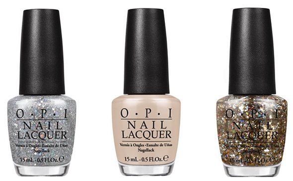 Oz The Great and Powerful nail polishes