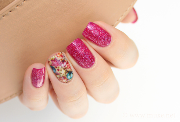 JuYou nail wraps decals