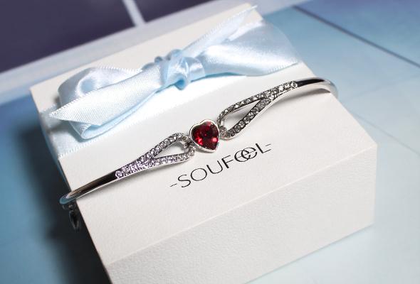 Crystal bracelets SOUFEEL