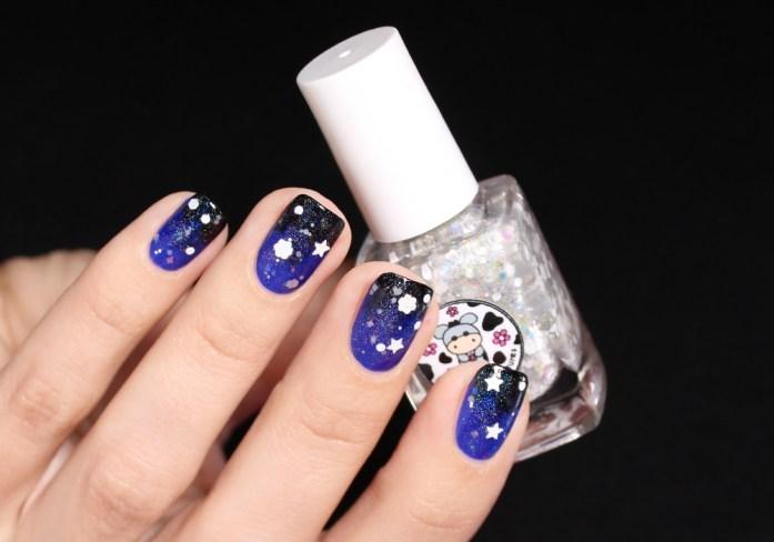 Yeti Moo Moo Moo nail polish
